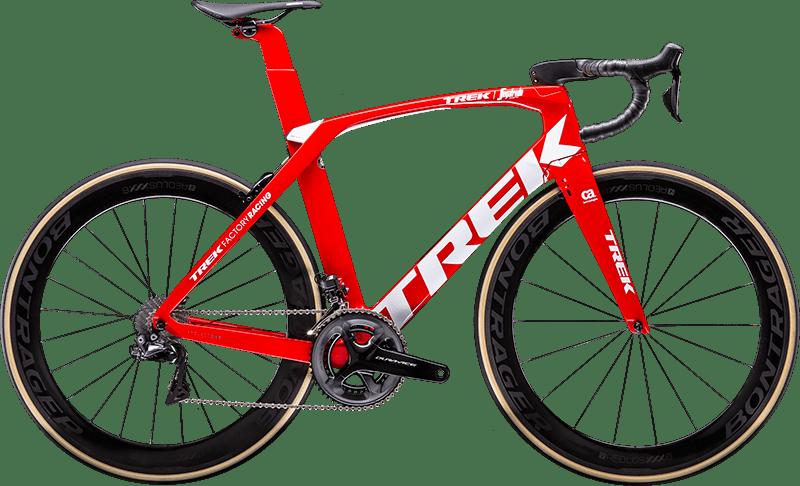Trek Carbon Road Bike Aero with rim brake